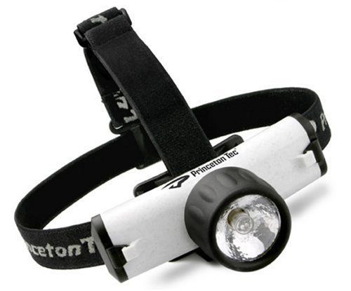 Princeton Tec Vortec 4Aa Halogen Headlamp (Granite)
