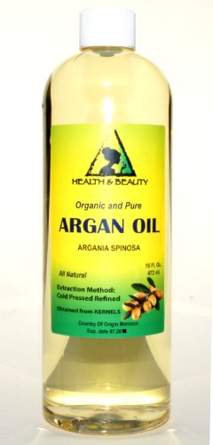 Argan Oil Moroccan Marrakesh Organic Carrier Cold Pressed Pure Hair Oil 16 oz