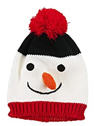 Wintertime Holiday Knit Hat