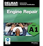 img - for [(ASE Test Preparation - A1 Engine Repair)] [Author: Delmar Learning] published on (June, 2011) book / textbook / text book