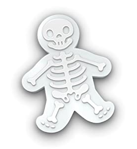 Fred and Friends Gingerdead Men Cookie Cutter/Stamps