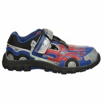 Buy Stride Rite Transformers Optimus Prime Lighted Shoe (Infant Toddler Little Kid) by Stride Rite