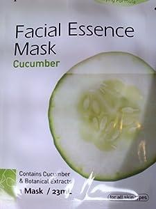 Epielle FACIAL ESSENCE MASK CUCUMBER 1 Face Mask