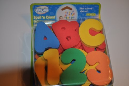 Spell N Count by My Kidz