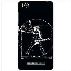 Back Cover For Xiaomi Mi4i MZB4300IN (Printland)