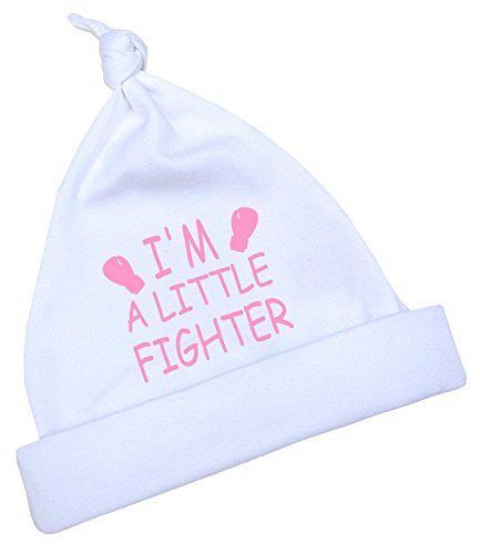 BabyPrem Preemie Baby Hat Little Fighter Boy Girl Clothes ...