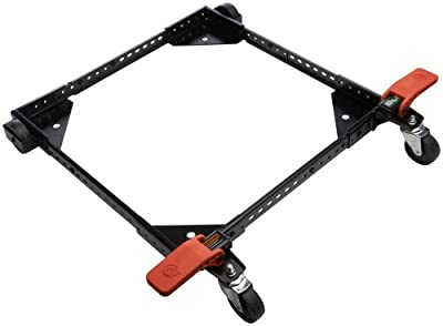 Adjustable Mobile Base for Power Tools HTC-2000 - Give Your Workshop Breathing Room by Making Your Larger Tools Mobile (up to 500 lbs.!)