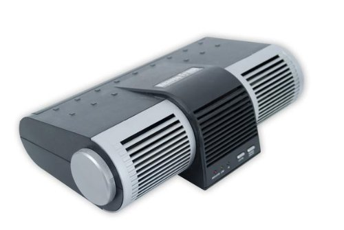 Heaven Fresh Ionic Air Purifier / Air Ionizer HF 210UV with UV Light