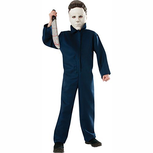 halloween-classic-michael-myers-child-costume-with-mask-rubies-size-large-12-14