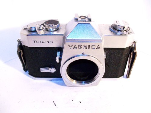 Yashica TL-Super 35mm SLR Camera (Yashica 35 compare prices)