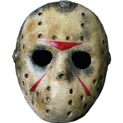 Rubies Costume Co 4516RI Adult Friday The 13Th Jason Deluxe Eva Mask
