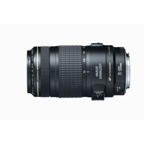 Canon Ef 70-300Mm F/4-5.6 Is Usm Lens For Canon Eos Slr Cameras front-1061005
