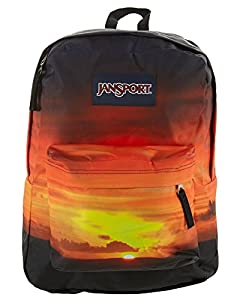JanSport High Stakes Backpack - Amazing Sunset / 16.7H x 13W x 8.5D