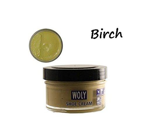 Woly Unisex-adulto Scarpa Crema Scarpe Trattamenti & Smalti, beige (Beige (Beige Birch)), M-L