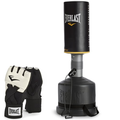 Everlast Everflex Freestanding Punch Bag/Boxing