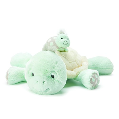 DEMDACO Taddles Turtle Mommy and Baby Musical (Mom Teddy Bear compare prices)