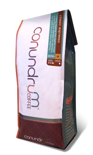 Classic Espresso Coffee, 12 Oz Bag