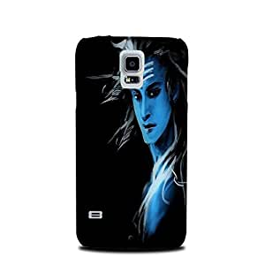 StyleO Samsung Galaxy S4 designer case and cover printed back cover Lord Shiva