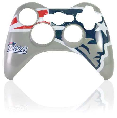 Xbox 360 Official NFL New England Patriots Controller Faceplate
