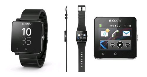 Sony SmartWatch 2 SW2 並行輸入品