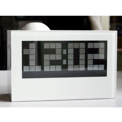 Hallowmas/Christmas/New Year Gift! Hoter® Projection Alarm, With Calendar, Qute And Creative, Led Light, Price/Piece