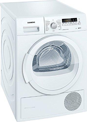 Siemens-iQ700-WT46W261-iSensoric-Wrmepumpentrockner-A-8-kg-wei-Selbstreinigender-Kondensator-softDry-Trommelsystem-Super40