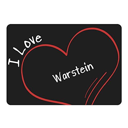 mouse-mat-modern-i-love-warstein-black
