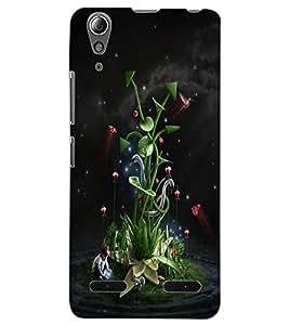 ColourCraft Creative Image Design Back Case Cover for LENOVO A6000