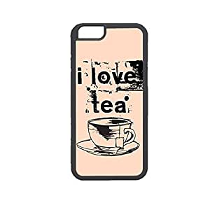 Vibhar printed case back cover for Apple iPhone 6s LoveTea