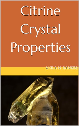 Citrine Crystal Properties PDF