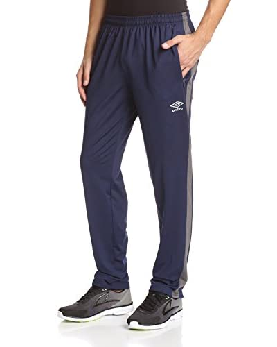 Umbro Men's Poly/Span Training Pant