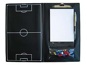 Jako Trainer-Mappe 2115 22,5 x 36 cm Schwarz