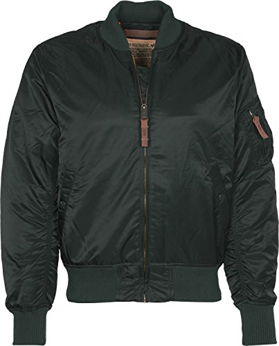 Alpha Industries MA-1 VF 59 Giacca dark petrol