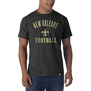 NFL New Orleans Saints Mens Flanker T-Shirt, Small by
