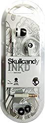 Skullcandy S2IKFZ-074 Headphone (White/Black)