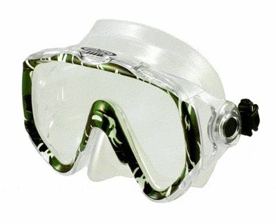 Tilos Titanica Wide View Single Lens Camo Non-Purge Mask