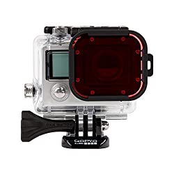 GoPro Hero3 Red Glass Filter-Aqua3-GoPro Hero3 Accessory