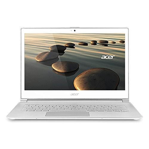 Acer Aspire S7-392-7863 13.3-Inch Wqhd Touchscreen Ultrabook (Crystal White)
