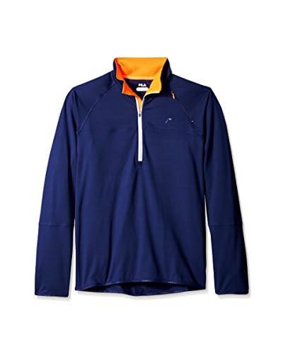Fila Men's Platinum Half Zip Pullover