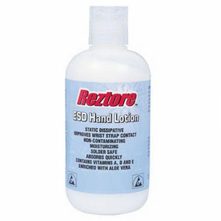 Reztore Hand Lotion - 8 Oz. With Double Sided Foam Tape