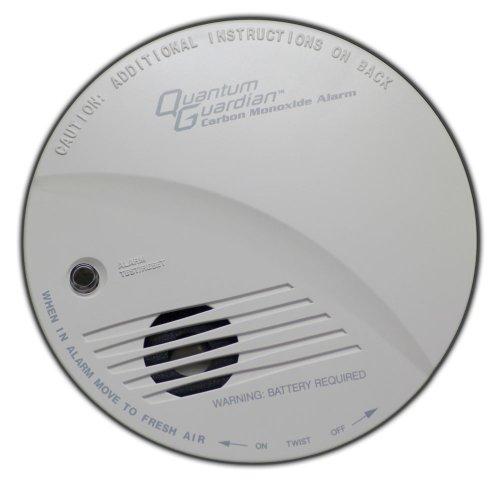 Images for Quantum Guardian Carbon Monoxide (CO) Alarm Detector