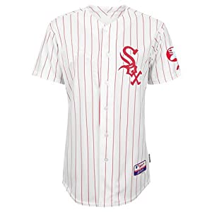 Chicago White Sox Authentic 1972 Turn Back The Clock Jersey by Majestic