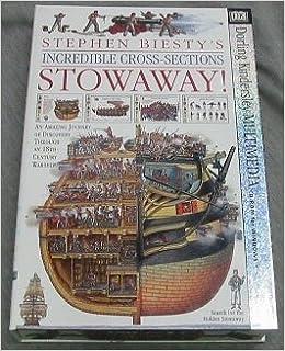 Stephen Biesty's Incredible Cross-sections Stowawa