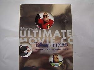 disney pixar ultimate movie collection dvd car interior