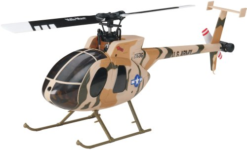Heli-Max MD530 Scale FP Helicopter