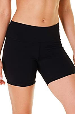 90 Degree By Reflex - Power Flex Yoga Shorts