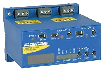 Flowline LC52-1001 DataPoint Level Controller, 250 VAC