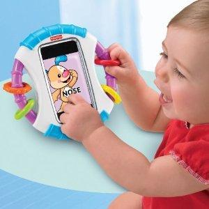 赤ちゃん用iPhoneケース「赤ちゃん専用iケース」