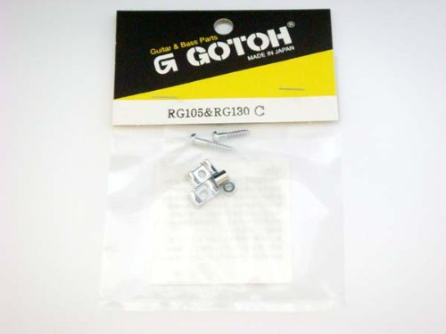 Mij G.Gotoh Butterfly String Guide Set For Guitar Chrom