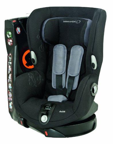 Bébé Confort Seggiolino auto Axiss Gruppo 1 (9-18kg), Total Black